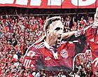 Foto: 🎥 Bayern München neemt op schitterende wijze afscheid van Arjen Robben