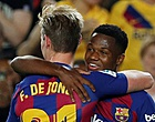 Foto: Frenkie de Jong wees FC Barcelona een jaar eerder nog af