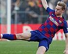Foto: Fans Barça worden helemaal gek na Frenkie de Jong-nieuws