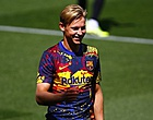Foto: Frenkie de Jong geeft rapportcijfer voor eigen debuutjaar bij Barça