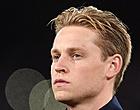 Foto: 'FC Barcelona betrekt Frenkie de Jong in groots plan'