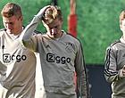 Foto: 'Ajax-ster speelt bewust spelletje met grootmacht'