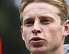 "Foto: Frenkie de Jong: ""Dan kies ik Nederland-Spanje"""