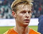 Foto: Frenkie de Jong maakt bijzonder krachtig Oranje-statement