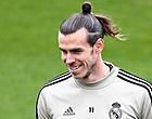 Foto: Verbazing in Madrid: Bale mist laatste Real-voorbereiding