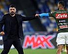 """Foto: Gattuso deelt AZ complimenten uit: """"Nog nooit gezien"""""""