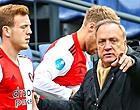 Foto: Opstelling Feyenoord: Advocaat verrast alsnog