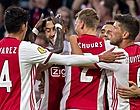 Foto: 'Ajacied verdwijnt uit basis na zwak duel tegen Heerenveen'