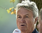 Foto: Hiddink mengt zich in Eredivisie-discussie: 'Dat is niet aan de orde'