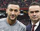 Foto: 'Ajax raakt gefrustreerd door potentiële hattrick'