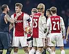 """Foto: Ajax-duo krijgt 'schuld' na Real: """"Hij keek nog naar die jongen"""""""
