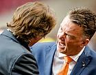 """Foto: """"Van Gaal kijkt nu en die zit kokhalzend uit het raam op het zand te kotsen"""""""