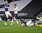 Foto: Tottenham klopt Everton ondanks onderlinge ruzie
