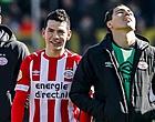 Foto: 'PSV'er is niet blij met situatie en wordt steeds wanhopiger'