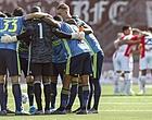Foto: Feyenoord-supporters schrikken zich dood: 'Hij kan er niets van'