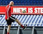 Foto: 'Stam maakt zich zorgen en trekt aan de bel bij Feyenoord'