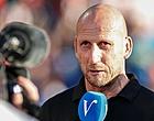 Foto: 'Stam stelt smachtende fans teleur met opstelling Feyenoord'