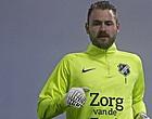 """Foto: """"Zoet is één van de beste drie doelmannen van Nederland"""""""