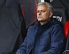 """Foto: Mourinho: """"Geen Europees voetbal niet het eind van de wereld"""""""