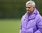 Foto: Mourinho slaat terug: 'Echt niet het einde van de wereld'