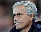 Foto: Mourinho heeft nieuws voor Bergwijn: 'Kane eerder terug dan verwacht'