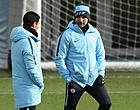 """Foto: Guardiola onder de indruk: """"Daar noemen ze hem al de nieuwe Sergio Busquets"""""""