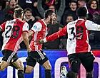 Foto: Feyenoord hoopt dat Senesi met brace kan spelen