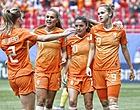 Foto: 'Maatregel op komst binnen basisformatie Oranje Leeuwinnen'