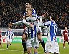 Foto: Heerenveen klopt Willem ll na strafschoppen in bekerkraker