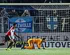 Foto: Feyenoord begint desastreus aan 2019: Stam wint bij PEC-debuut
