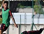 Foto: Roma-supporters kunnen Kluivert-actie niet geloven: 'Compleet belachelijk'