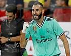 Foto: Benzema goud waard voor Real Madrid met goal tegen Sevilla