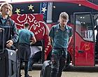 Foto: 'Afgeschreven Kasper Dolberg is al vertrokken bij Ajax'