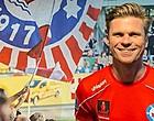Foto: Kees Luijckx staat voor rentree in de Eredivisie