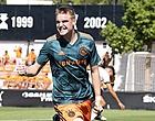 """Foto: """"Het doel is om zo snel mogelijk mijn debuut in Ajax 1 te maken"""""""