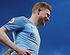 Foto: 'Vertrek De Bruyne dreigt: nachtmerrie voor Manchester City'