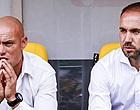 Foto: Fortuna-trainer Hofland moet Limburgse derby tegen VVV missen