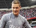 Foto: Scherpen reageert op keeperskwestie bij Ajax