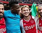 Foto: 'Ajax-leiding neemt beslissing na officieel bod op Onana'