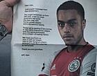 Foto: Ajax pakt wereldwijd uit met enorme advertenties: Brazilië, Argentinië, Amerika