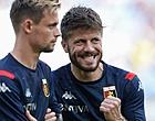 Foto: Genoa-trainer reageert op uitspraken Schöne die 'Ajax erg mist'