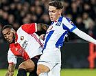 Foto: 'Feyenoord krijgt belangrijk nieuws over Veerman'