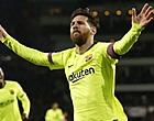 Foto: 'Messi keurt haastig megabod op Ajacied goed'