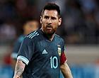 Foto: 'Messi en ik werden uit elkaar gehouden, daarom kwam het niet tot een gevecht'