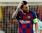 Foto: 'Bizarre club neemt contact op met zaakwaarnemer van ongelukkige Messi'