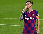 Foto: 'Messi zag malaise bij Barça al jaren komen en vroeg clausule'
