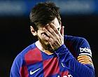 Foto: Bartomeu gelooft geruchten over Lionel Messi niet