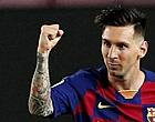 Foto: 'Messi-cijfers tegen Duitsers van overtreffende trap'