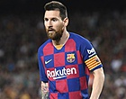 """Foto: Messi krijgt Gouden Schoen uitgereikt door zoons: """"Ik ben heel blij"""""""