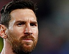 Foto: 'Messi heeft keiharde boodschap voor Ajacied: niet goed genoeg'